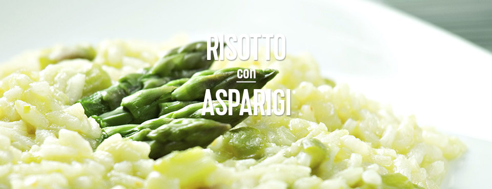 RECIPE: Risotto with Asparagus
