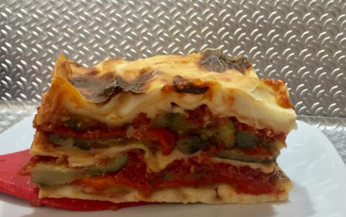 Vegetable Lasagne 600g - serves two By Alastair Little