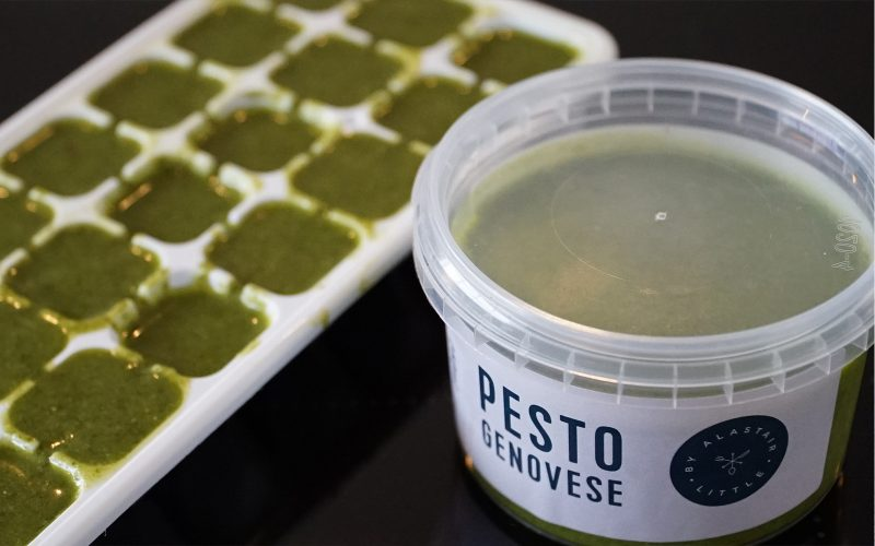Pesto Genovese By Alastair Little