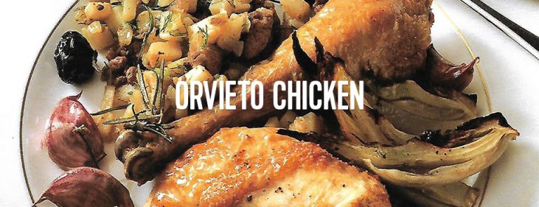 RECIPE: Orvieto Chicken