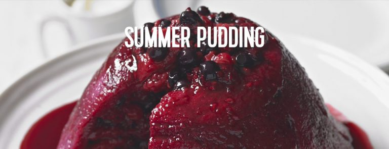 RECIPE: Summer pudding