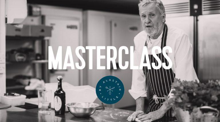 Masterclass – Alastair Little's Italian cookery