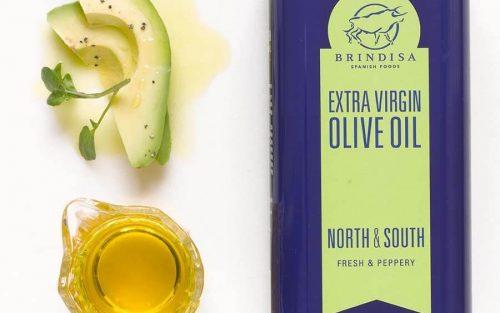 BRINDISA North & South Extra virgin olive oil 1l