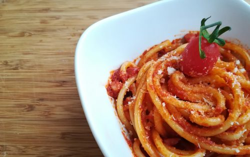 Amatriciana sauce (Sugo all'amatriciana) 370ml - serves four