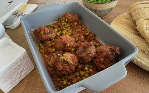 Lamb kofte meatballs 650g - serves two