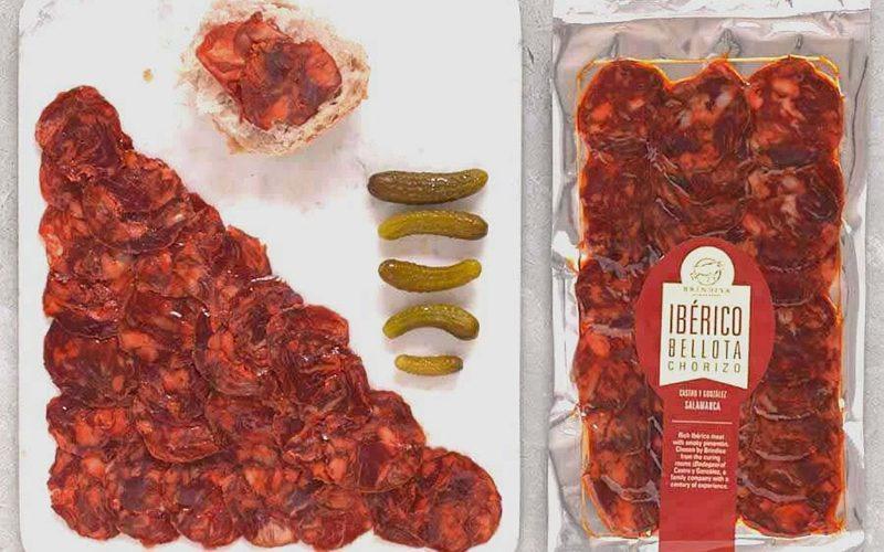 BRINDISA Chorizo slices - Iberico Bellota 100g
