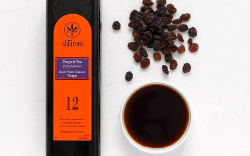 SOTARONI Aged Balsamic PX Sherry Vinegar 75cl