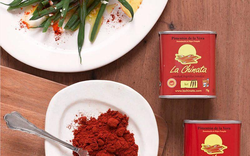 LA CHINATA Smoked Paprika DOP Hot 70g By Alastair Little