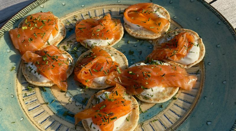 The London Cure_Smoked Scottish salmon By Alastair Little