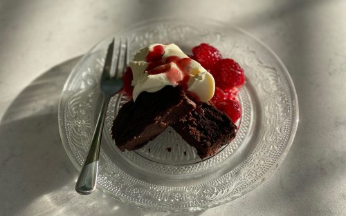 TAVOLA Brownie By Alastair Little