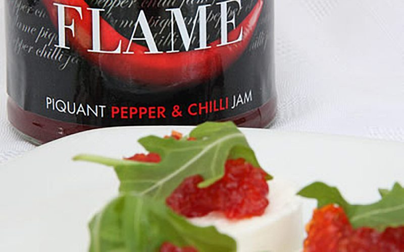 CARVED ANGEL Piquant Pepper Jam with Chilli 320g By Alastair Little