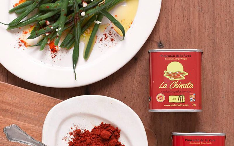 LA CHINATA Smoked Paprika DOP Mild 70g From By Alastair Little