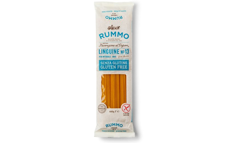 RUMMO Gluten Free Linguine 400g By Alastair Little