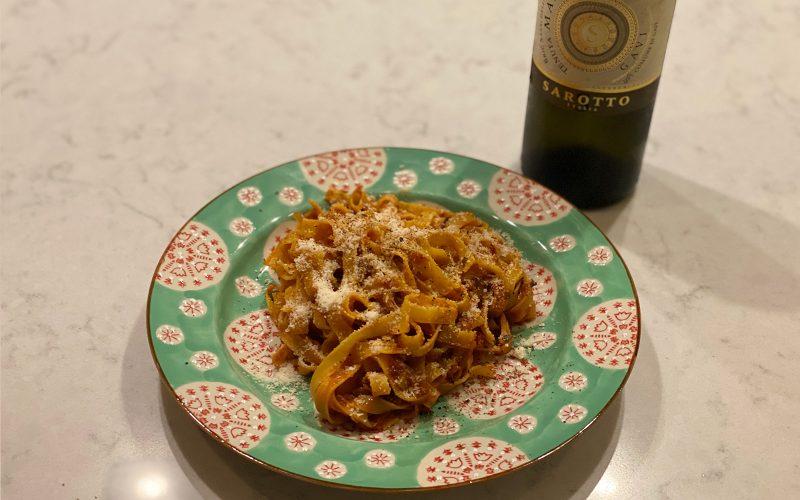 Arrabiata pasta sauce 370ml - serves four By Alastair Little