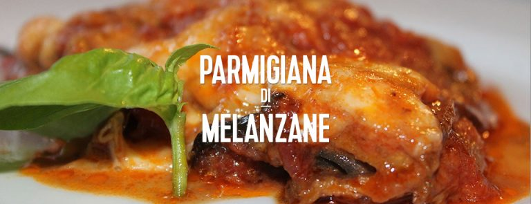 Parmigiana di melanzane – the irascible chef