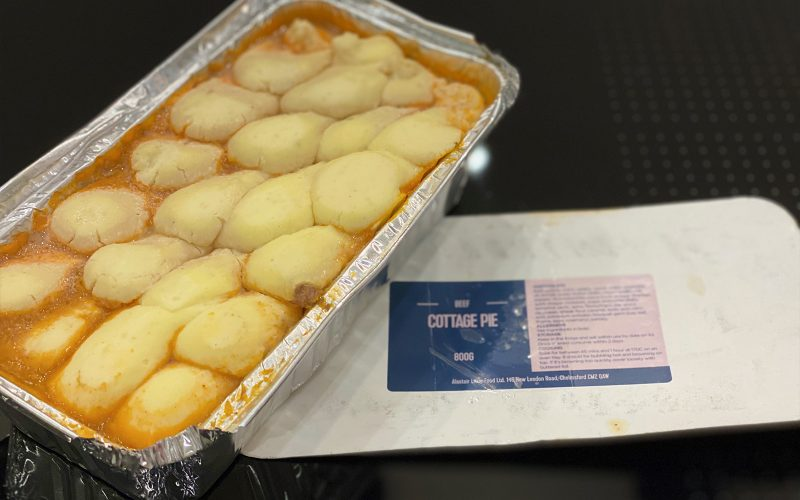 Cottage pie 800g - serves two By Alastair Little