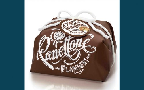 FLAMIGNI Chocolate Panettone 1kg By Alastair Little