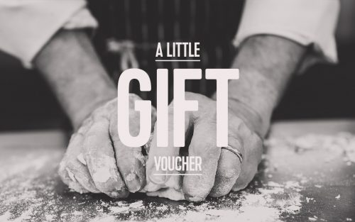 Gift Voucher By Alastair Little