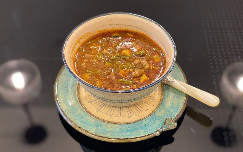 Harira soup 500ml - Serves two By Alastair Little