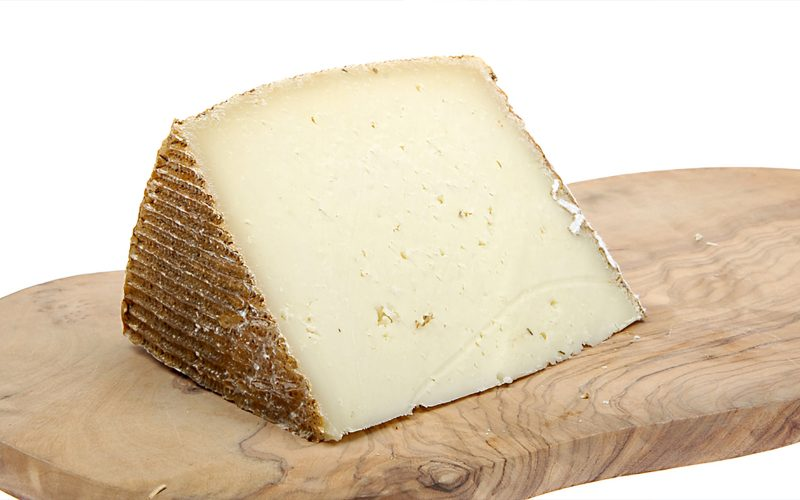 Diaz Miguel Manchego semi-cured wedge 200g By Alastair Little