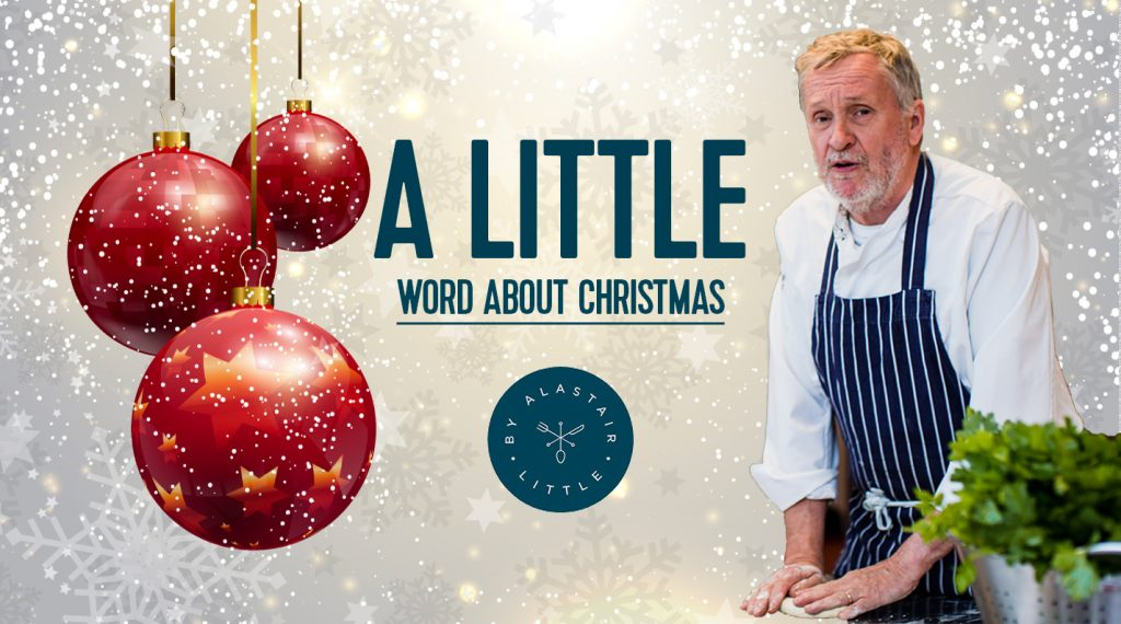 A Little word about our Christmas & New Year service