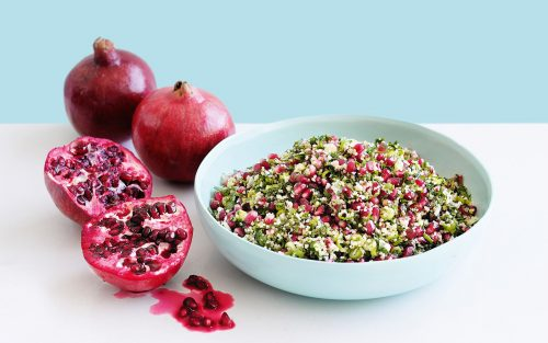 Pomegranate Tabbouleh 400g By Alastair Little