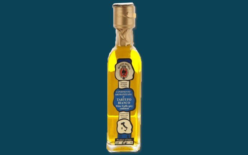 BOSCO D' ORO White truffle oil 100ml By Alastair Little