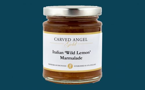 CARVED ANGEL Italian Wild Lemon Marmalade 215g from By Alastair Little