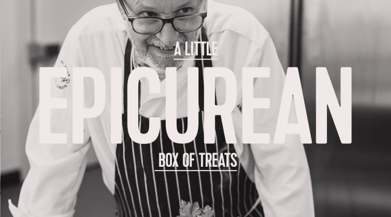 Epicurean treat box By Alastair Little