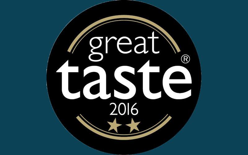 Great taste logo By Alastair Little