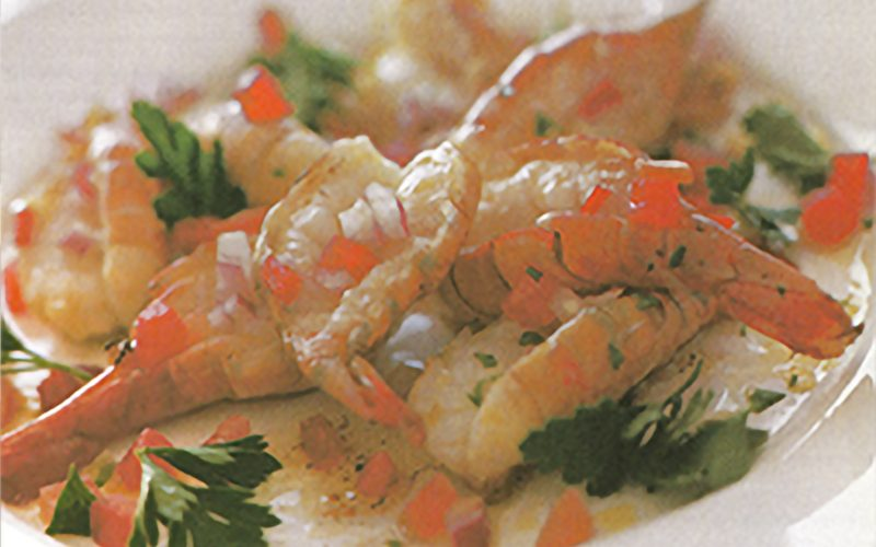 Prawn salad 'Italian Kitchen' 250g - serves two By Alastair Little