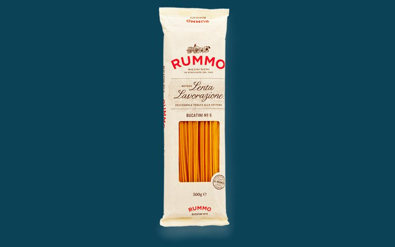 RUMMO Bucatini pasta 400g By Alastair Little